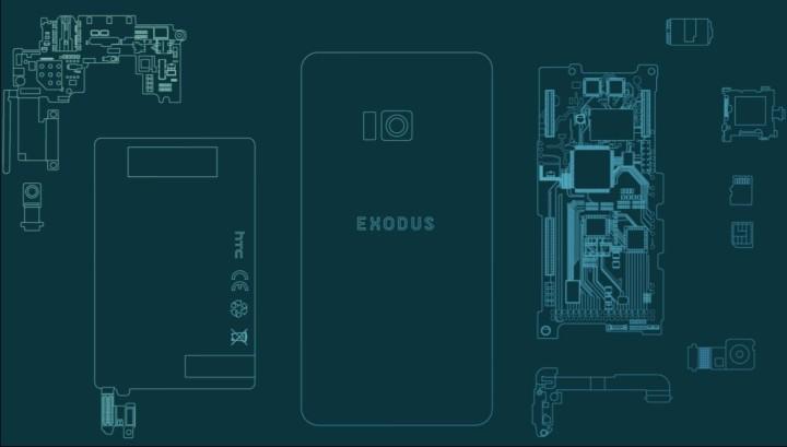 HTC представила первый в мире «нативный блокчейн-смартфон»