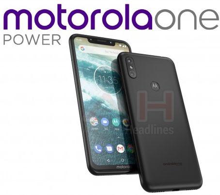 НаTENAA появились данные о телефоне Motorola One