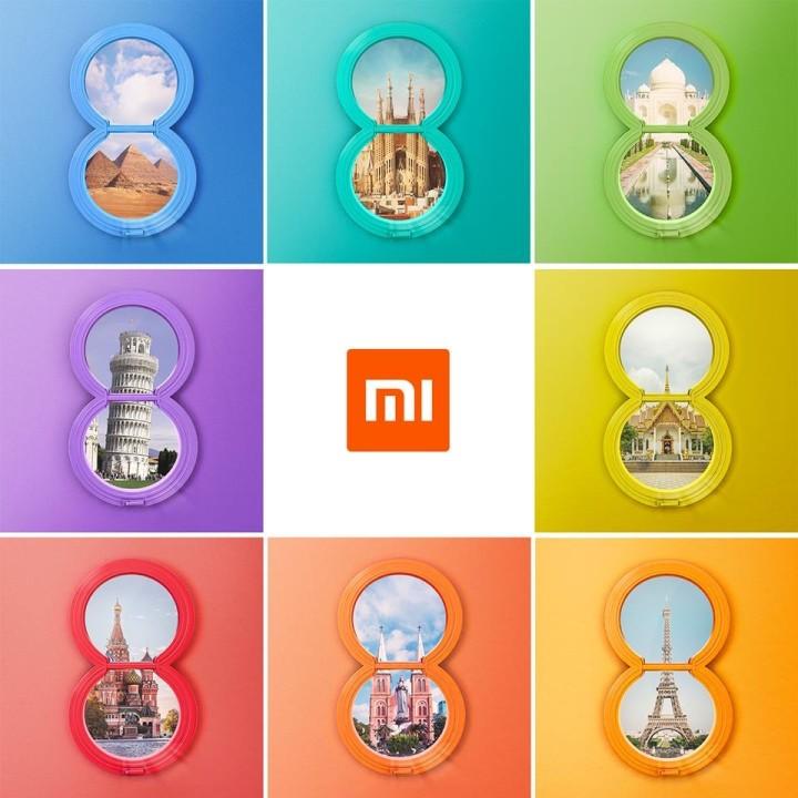 Xiaomi объявила список стран, где появится Mi8— РФ вчисле их
