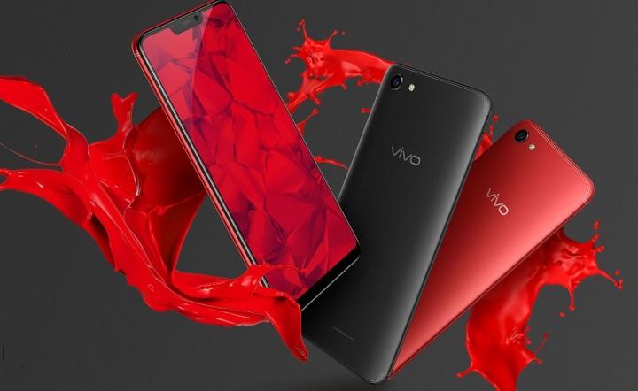 Vivo выпустила на русский рынок смартфон Y81