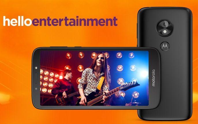 Moto E5 Play Go Edition