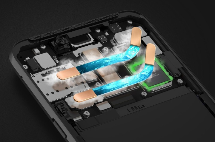 Xiaomi Black Shark Helo стал первым игровым смартфоном с 10 GB RAM