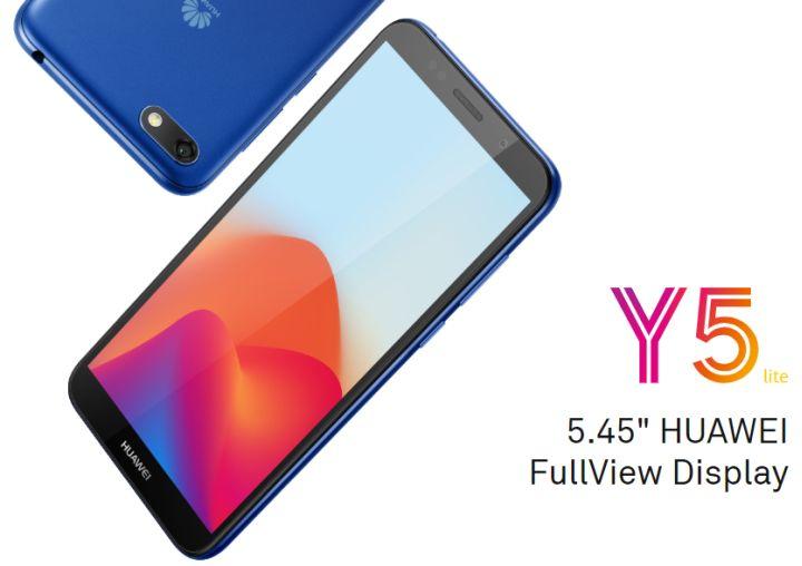 Huawei Y5 lite 2019