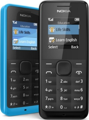 Nokia 105 образца 2013 года