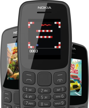 213c1d8943c Nokia 106 (2018) - Обзоры