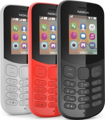 Телефон Nokia 130 (2017)