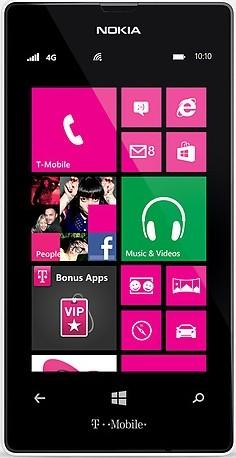 Nokia Lumia 521 T-Mobile - Обзоры, описания, тесты, отзывы ...