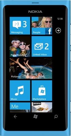 Nokia Lumia 800: сомненья прочь