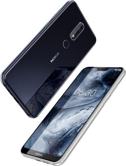 Смартфон Nokia X6 2018
