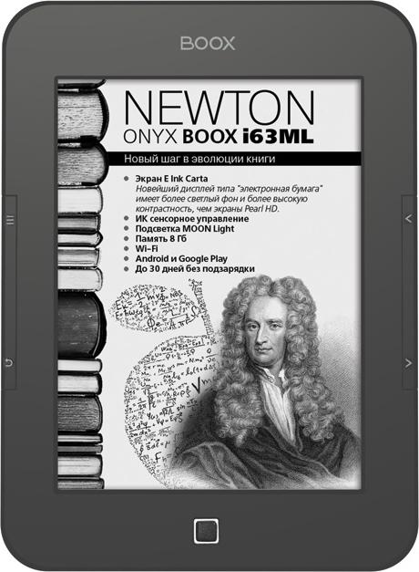 Onyx Boox i63ML Newton