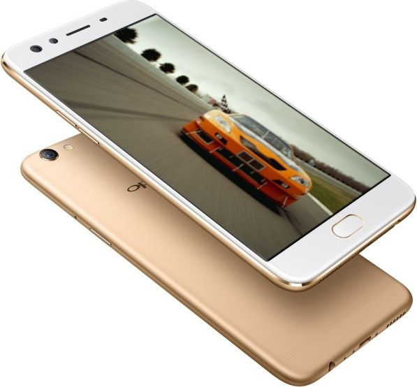Смартфон Oppo F3 Plus