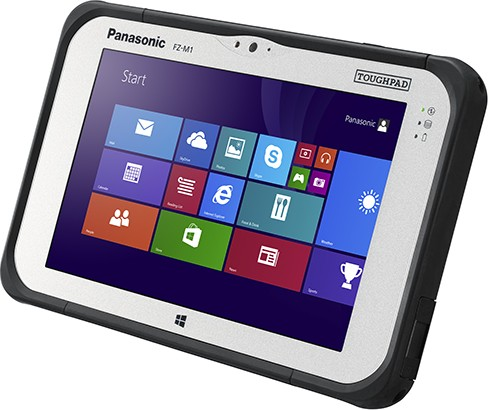 Panasonic Toughpad FZ-M1 2018