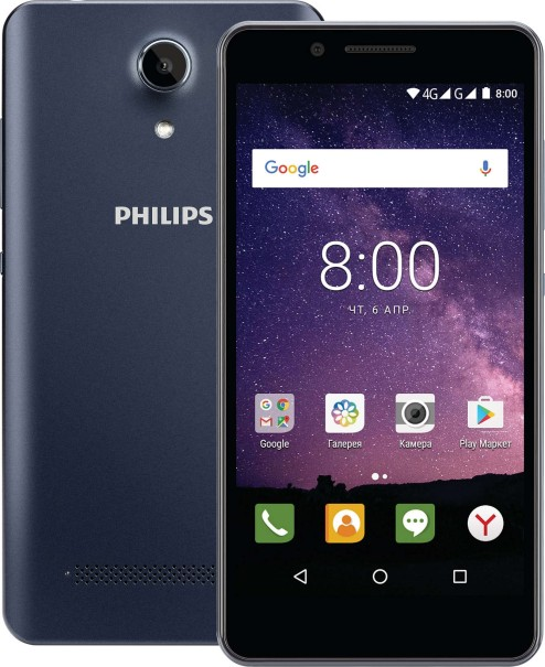 Смартфон Philips S327
