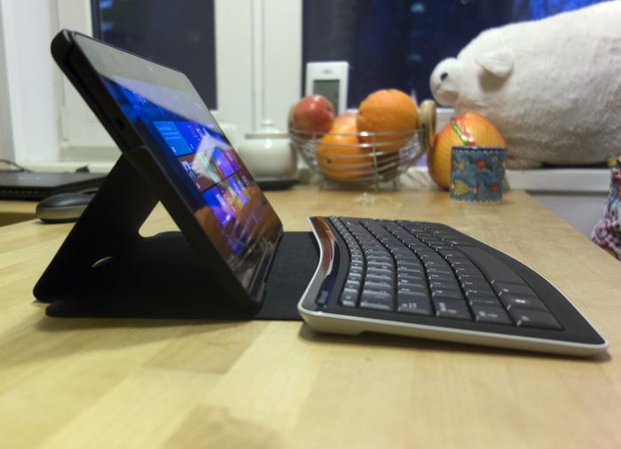 Dell Latitude 10: планшет, заменяющий ноутбук