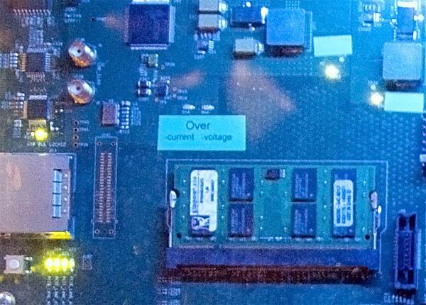 Ноутбучный модуль видеоадаптера