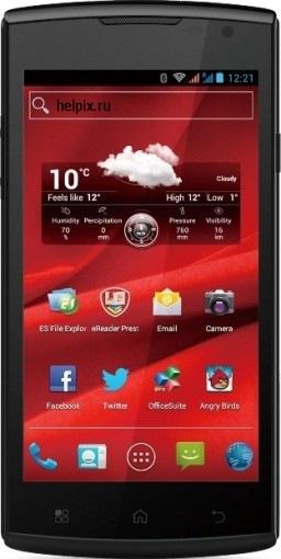 Prestigio MultiPhone 4500 DUO