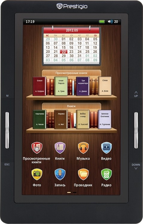 Prestigio MultiReader 3274