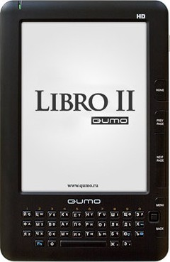 Купить электронную книгу Qumo Libro Basic — выгодные