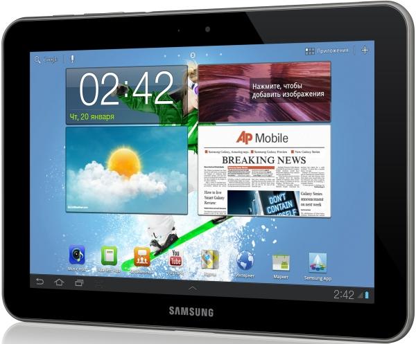 Samsung Galaxy Tab 8.9 LTE MegaFon Edition