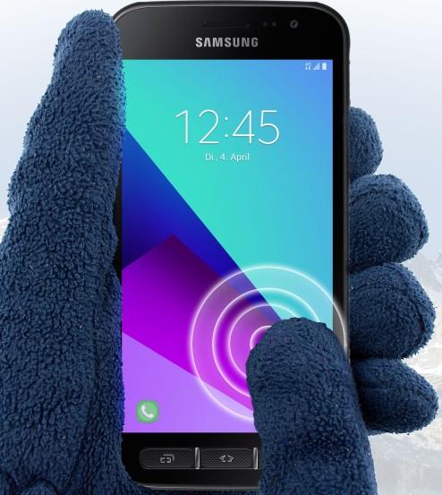 Самсунг выпустит улучшенный защищенный смартфон Galaxy Xcover 4