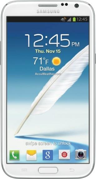 Samsung SGH-i317 Galaxy Note II AT&T