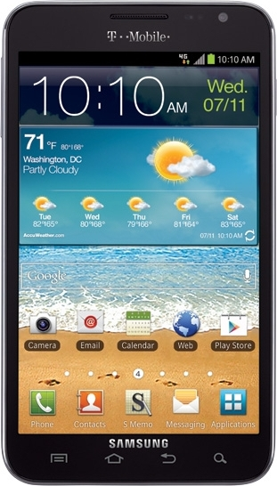 Samsung SGH-T879 Galaxy Note T-Mobile