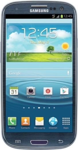 Samsung SGH-T999 Galaxy S III T-Mobile