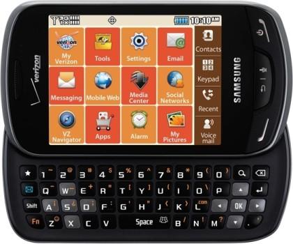 Samsung U380 Brightside CDMA