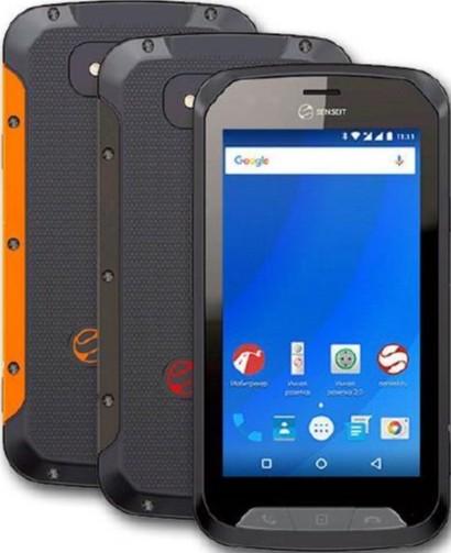 Защищенный смартфон Senseit R450