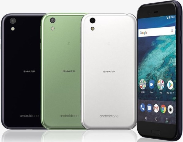 Смартфон Sharp AndroidOne X1