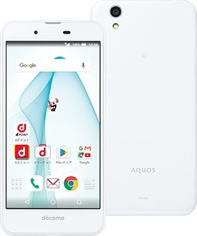 Sharp Aquos Ever SH-02J