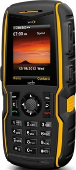 Sonim XP Strike CDMA