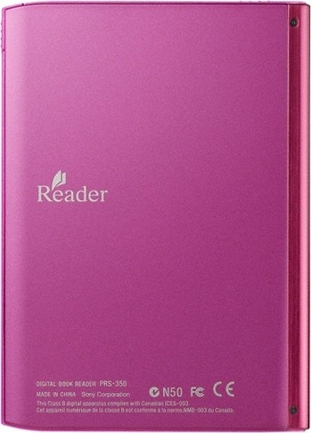 Sony Reader PRS-350 Pocket Edition