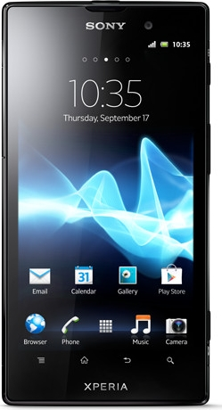 Sony Xperia ion HSPA LT28h