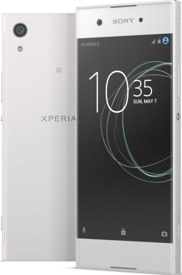 Смартфоны Sony Xperia XA1 и Sony Xperia XA1 Ultra