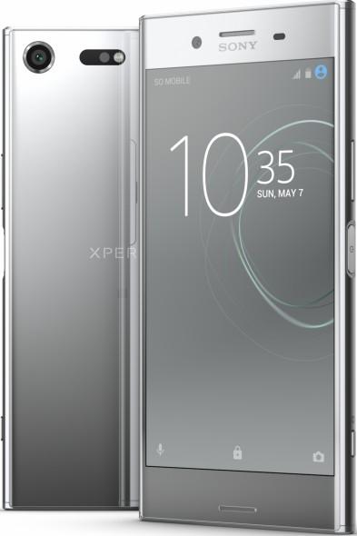 Смартфоны Sony Xperia XZs и XZ Premium