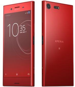 Смартфон Sony Xperia XZ Premium Rosso