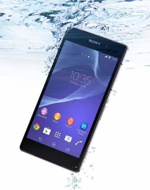 Ремонт телефонов Sony Xperia Z3 в СПБ