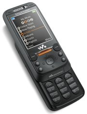 SonyEricsson W850i
