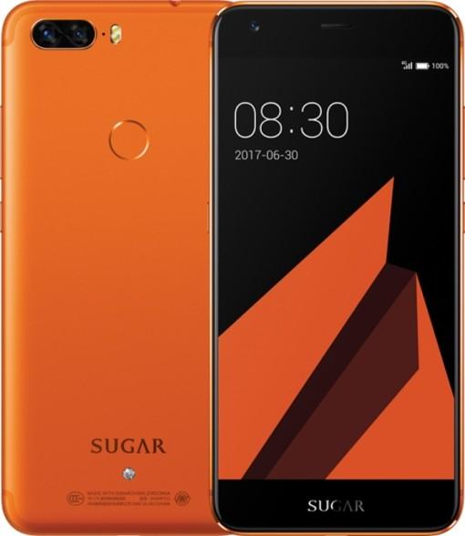 Смартфон Sugar F11