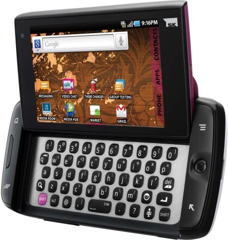 T-Mobile Sidekick 4G - Обзоры, описания, тесты, отзывы - Мобильные ...