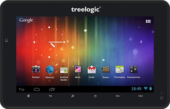 Treelogic Brevis 703 WA C-Touch