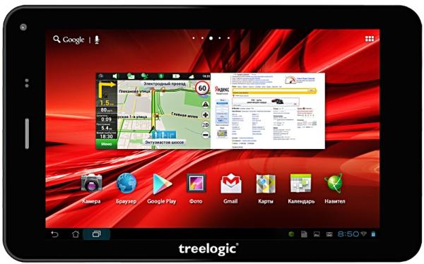 Treelogic Gravis 75 3G IPS GPS