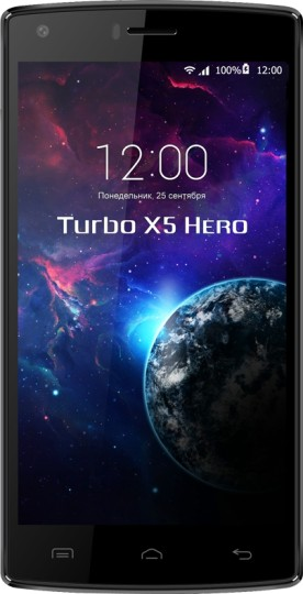 Turbo X5 Hero