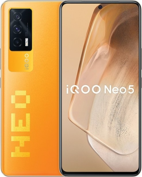 Vivo iQOO Neo5