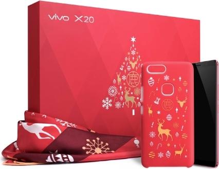 Смартфон Vivo X20