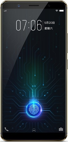 Vivo X20 Plus Fingerprint Version