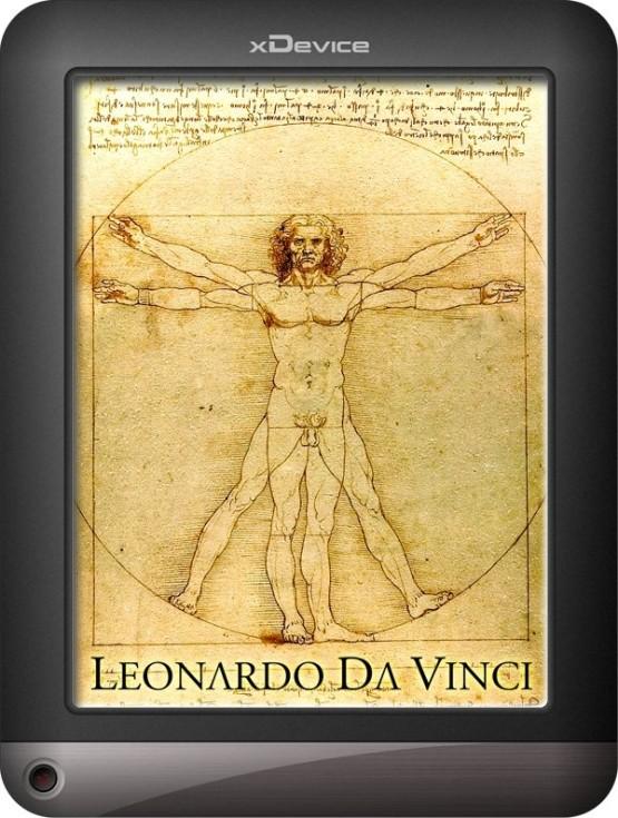 "xDevice xBook ""Леонардо Да Винчи"""