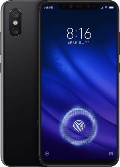 Xiaomi Mi 8 Pro (Screen Fingerprint)