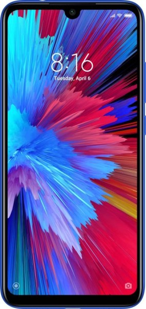 Xiaomi Redmi Note 7 Индия